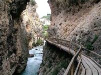 Castril Gorge sightseeing